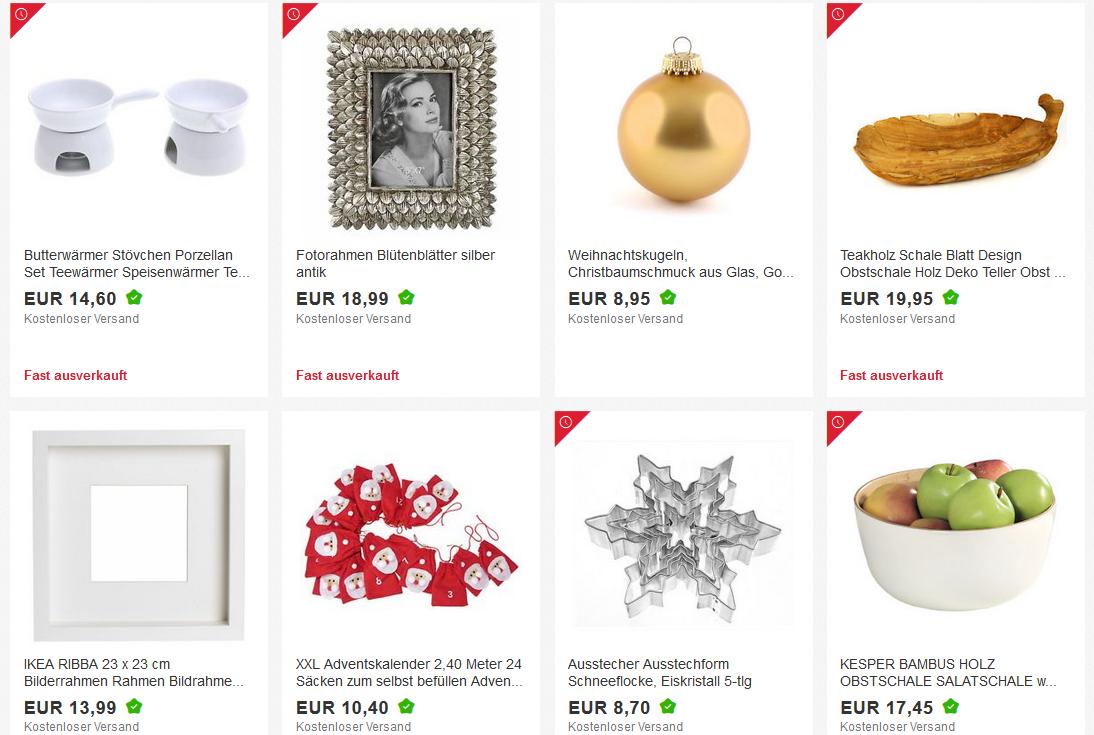 Weihnachtsgeschenkideen für 20 Euro