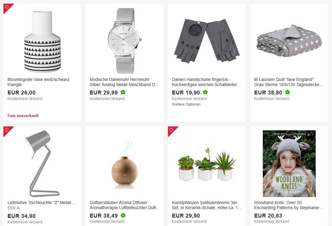 Weihnachtsgeschenkideen für 20-50 Euro