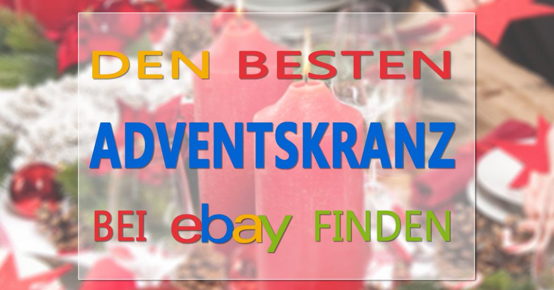 Adventskranz online kaufen