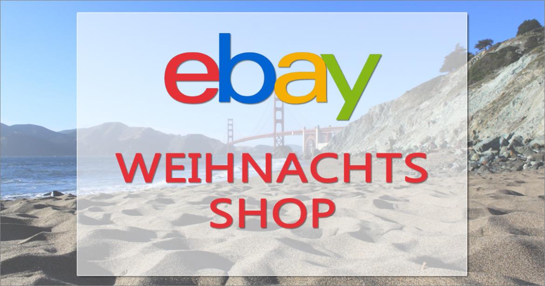 eBay Weihnachtsshop