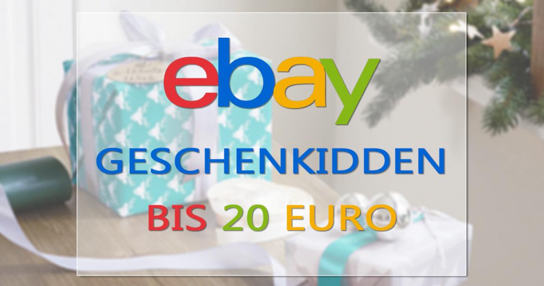 eBay Geschenkideen Weihnachten